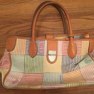 Dooney and Bourke multicolor handbag